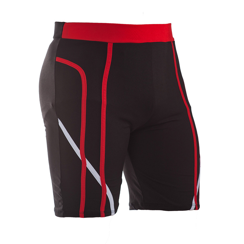 Factory Wholesale Short Swimming Trunks MEN'S Boxers Shorts Beach Ultra-stretch Tight-Fit Quick-Dry-Style Swimming Trunks Men's