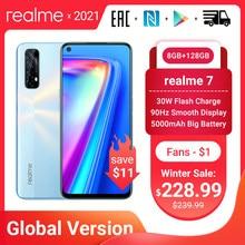 Realme C3 5000 мА/ч, Батарея мобильный телефон, 3 Гб оперативной памяти, Оперативная память 32GB/64GB Встроенная память Helio G70 процессор 12MP AI двойной Кам...