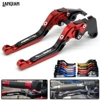 14 Colors CNC Motorcycle Accessories Adjustable Folding Brake Clutch Levers For Honda CBR600RR 2003 2006 CBR 600RR CBR 600 RR