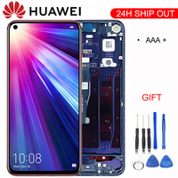 Display original para huawei honor 20 YAL-L21 lcd digitador da tela de toque YAL-L41 YAL-AL10 para huawei honor 20 pro tela lcd