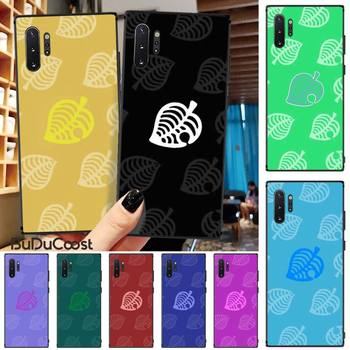 Benz Animal Crossing New Hori Riddle Phone Case For Samsung Galaxy Note 10 Pro 9 8 S10 S9 S8 Plus image