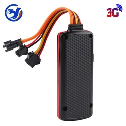 Motorcycle GPS Tracker 3G WCDMA Car GPS Tracking accessory SOS Realtime location Oil cut off GPS Relay Tracker Free Tracking APP
