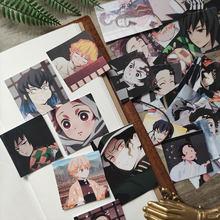 41 pçs manga adesivos/scrapbooking adesivos/adesivo decorativo/diy artesanato álbuns de fotos
