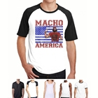 Men T shirt Macho Ma...