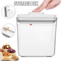 Kitchen  sealed multifunctional food container sealed transparent storage box kitchen plastic storage box LAD-sale's