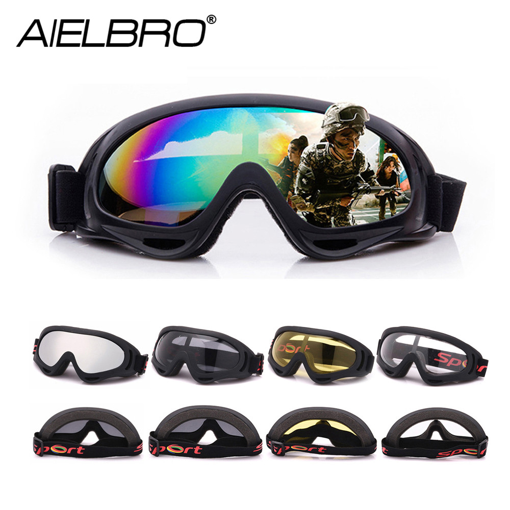 Ski Glasses X400 UV Protection Sport Snowboard Skate Skiing Goggles Mountain Skiing Eyewear Snowmobile Winter Sport  Goggles