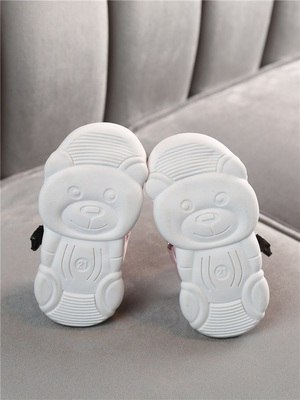 Image 5 - Детские сандалии 2020 летняя новая детская обувь для малышей сетчатая Нескользящая пляжная обувь для мальчиков и девочекСандалии   -