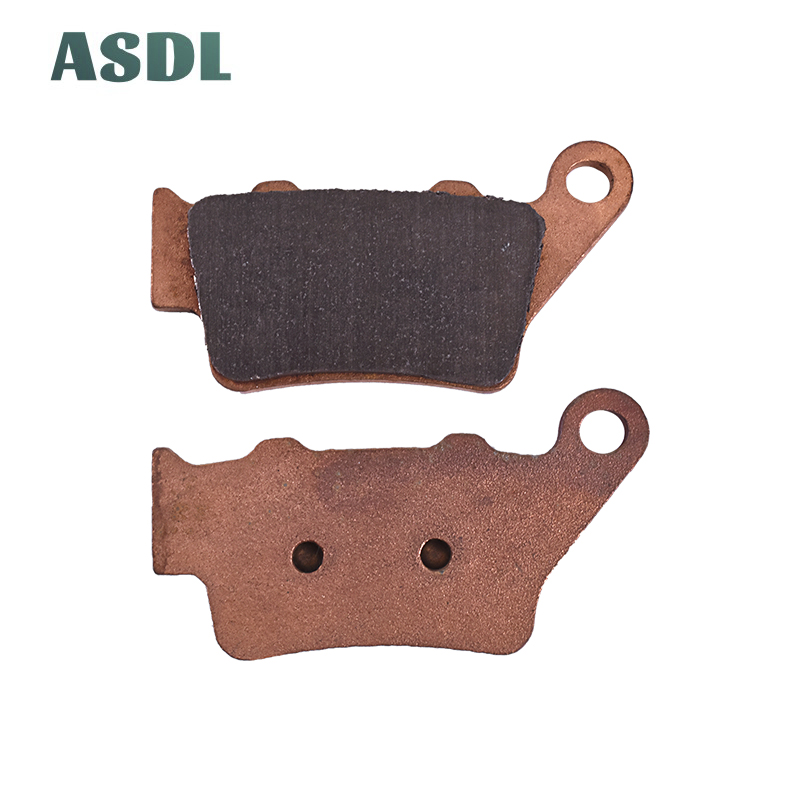 Motorcycle Rear Brake Pads For Yamaha WR 125 X 2009-2013 R WR 250 XT 660 X R 2004-2013 MT-03 (<font><b>660cc</b></font>) 2006-2012 #d image