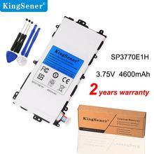 цена на  Original Quality SP3770E1H Tablet Battery For Samsung Galaxy Note 8.0 8 GT N5100 N5110 N5120 GT-N5100 GT-N5110 3.75V 4600mAh