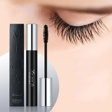 цены Eye Beauty Mascara Makeup Long-Lasting Mascara Natural Curling Slender Dense Lashes Waterproof Smudge-Proof Mascara