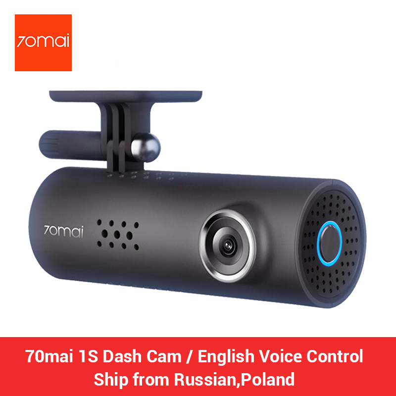 70mai DVR Driving-Recorder Car-Camera Smart-Car 130-Degree Night-Version 1080P 1S HD