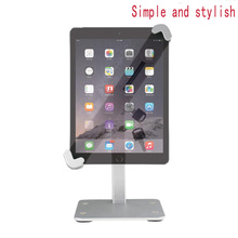 Tablet Computer Anti-theft Bracket Table Place Aluminum Alloy Restaurant Business Restaurant Bracket for Public Places цена