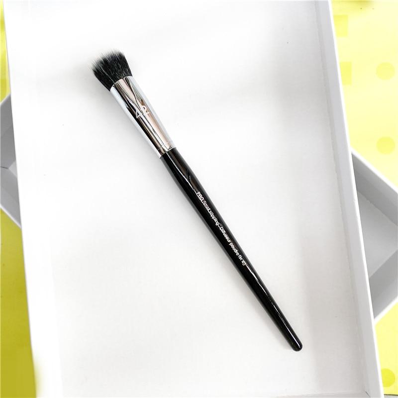 Bdbeauty Pro Small Stippling Brush 42 - Small Sized Dual-fibre Liquid Foundation Concealer Powder Blush Bronzer Makeup Brush