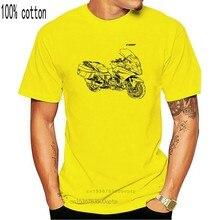 Mode R1200RT T-Shirt mit Grafik R 1200RT Bj.2014 Motorcycyle Rally R 1200 Motorrad Fan T hemd