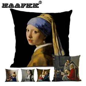 Art Decoration Cushion Cover 4