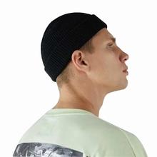 Winter Warm Beanies Casual Short Thread Hip Hop Hat Adult Men Beanie Female Wool Knitted Beanie SkullCap Elastic Hats Unisex cheap CN(Origin) Cotton Polyester Solid JNMZ004 Skullies Beanies
