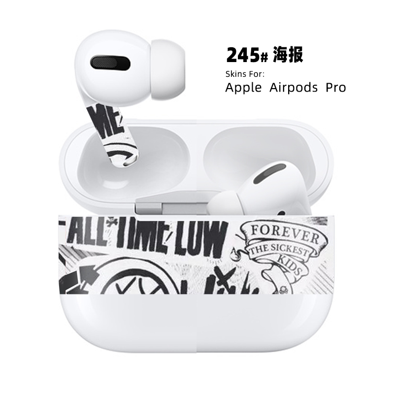 Multi Color Dust Guard for AirPods Pro 102