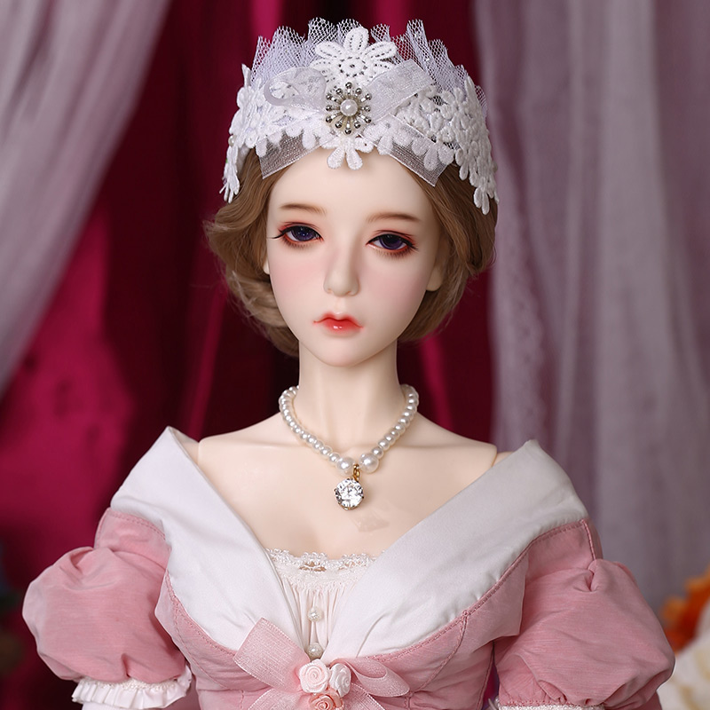 Naomi BJD SD Doll 1/3 Body Model Girls Resin Toys  Gifts For Birthday Free Eyes