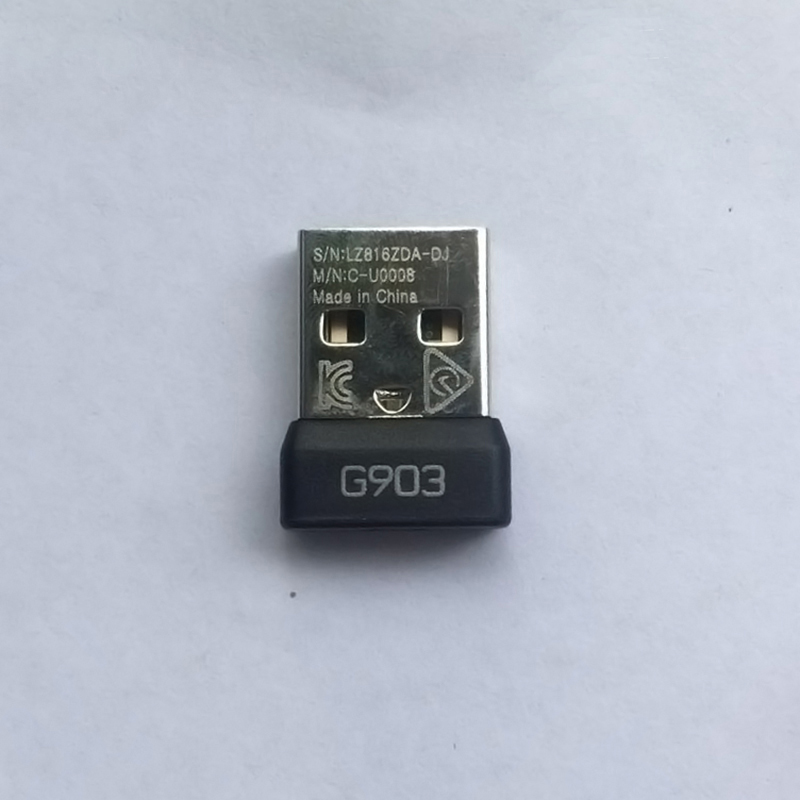 <font><b>Wireless</b></font> mouse adapter 1pcs of brand new original mouse usb receiver for <font><b>Logitech</b></font> mouse G603 G703 <font><b>G903</b></font> image