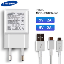 Original SAMSUNG Fast Charge Wall Charger For Galaxy S10+ S20+ Note10+ Note9 S9 S10E S8 S7 S6 S5 S4 Note3 Note4 A3 A5 A7 J5 J7 original samsung 25w fast charge wall charger ep ta800 for samsung galaxy note10 note10 plus s10 5g a60 a70 a80 25w fast charge