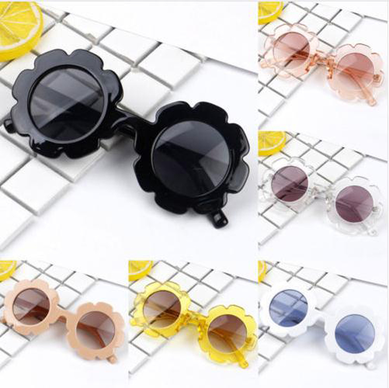 Pudcoco US Stock Baby Kids Sunglasses Child Boys Girls Shades Baby ANTI-UV Fashion 6 Colors Sun Glasses Outdoor