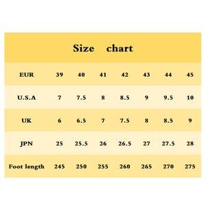 Image 5 - 2020 chaussures de Golf hommes boutons rotatifs boucle Golf baskets respirant Golf chaussures imperméable sport baskets hommes entraînement baskets