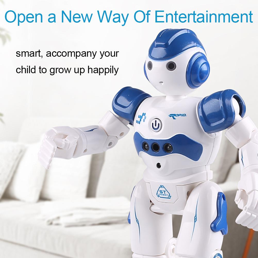 Robot - Intelligent Robot Multi-function Smart Robot Children's Toy with Remote Control