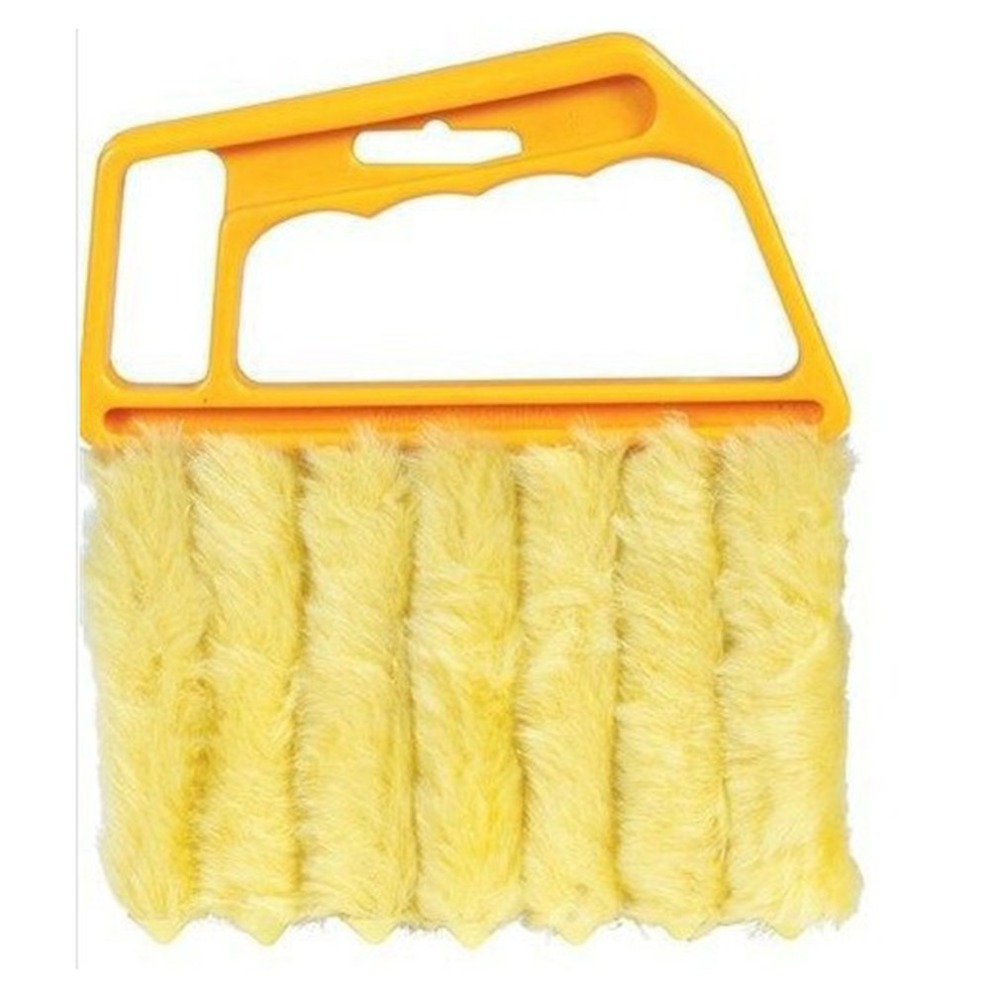 Hot Creative Microfibre Venetian Blind Blade kitchen accessories Window Clean Brush diagnostic-tool magnetic window cleaner