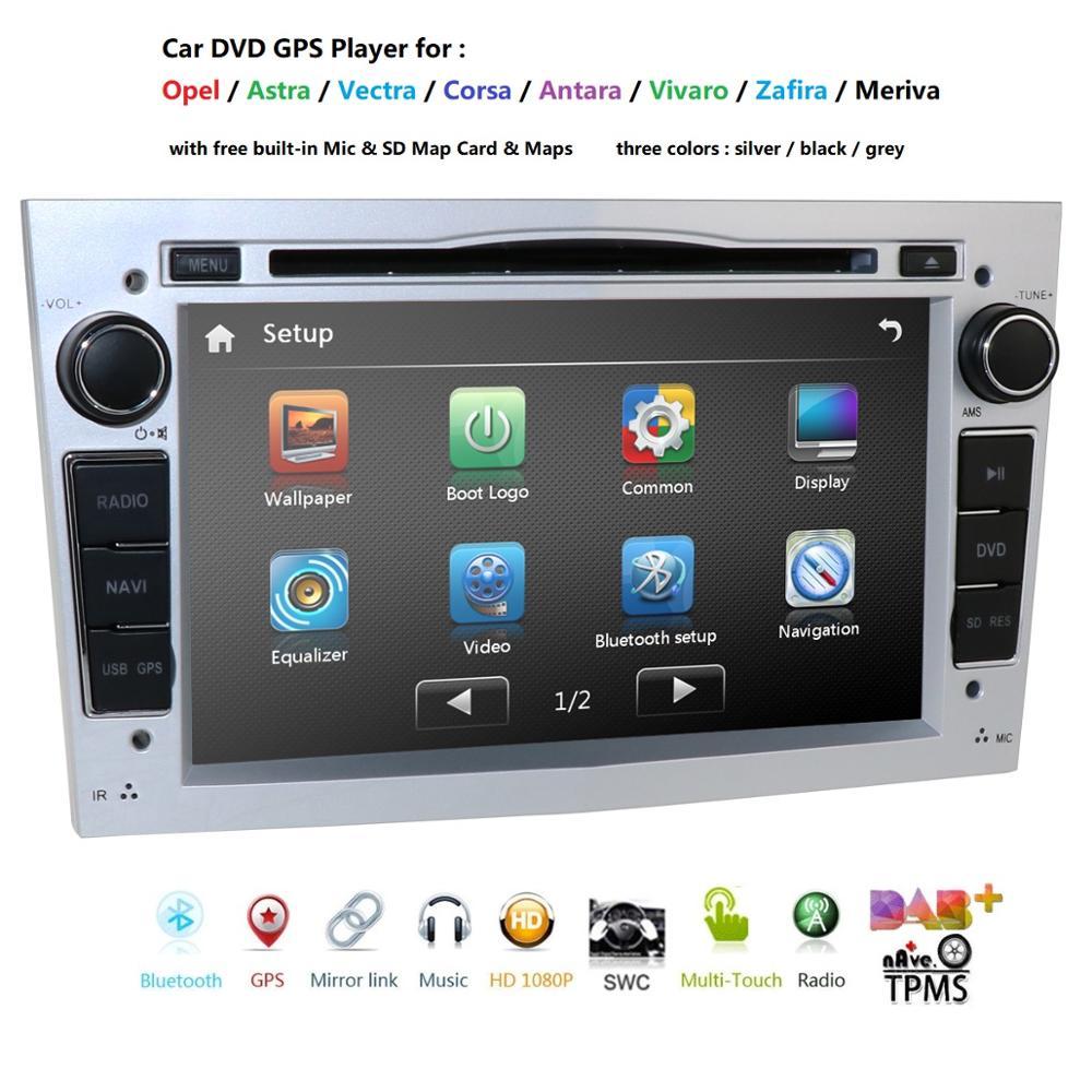 "2din 7 ""HD сенсорный CarDVD плеер GPS навигационная система для Opel Zafira B Vectra C D Antara Astra H G Combo SD BT Радио стерео|astra h|astra navigation systemopel astra navigation system | АлиЭкспресс"