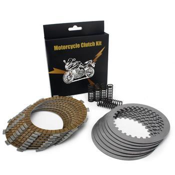 BIKINGBOY Clutch Friction Steel Plates Springs Kits For Yamaha YZ 250 02 03 04 05 06 07 08 09 10 11 12 13 14 2015 2016 2017 2018