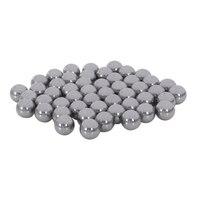 50 Pcs 10mm Diameter Steel Ball Bearings for Bicycle Hubs Bearings     -