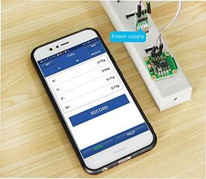 Image 2 - WitMotion Bluetooth 2.0 BWT901 9 czujnik osi cyfrowy kąt przyspieszenia + żyroskop + magnetometr MPU9250 na PC/Android