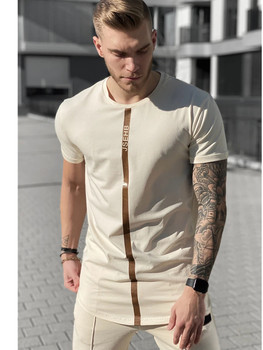 Summer SikSilk Male T Shirt Silk Silk Tshirt O-Neck Short Jogging Mens Shirts T Shirts Sik Silk T Shirt Men T-shirt Tops Tees gildan solid color cotton t shirts men clothing male slim fit t shirt man t shirts casual brand t shirt mens tops tees 63000