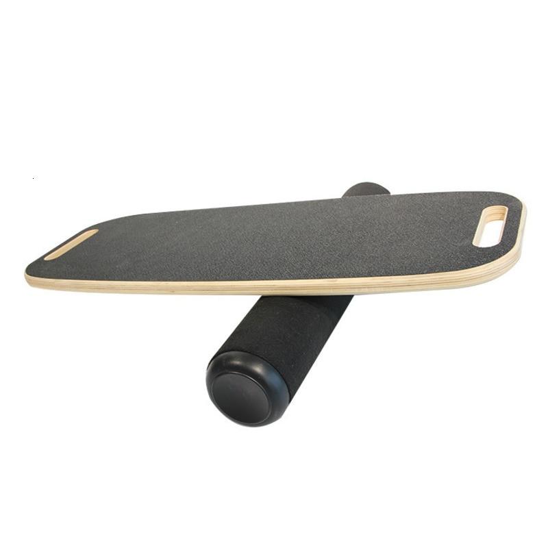Деревянная доска для балансировки йоги скручивание Фитнес баланс пластина ядро тренировки для брюшной талии ноги мышцы роликовая доска балансировка|Доски для твиста|   | АлиЭкспресс - Спорт дома