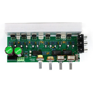 Image 5 - UNISIAN TDA2030 5.1 Channel  Audio Amplifier Board 6*18W 6 channels Surround Center Subwoofer Power Amplifiers For Home Theater