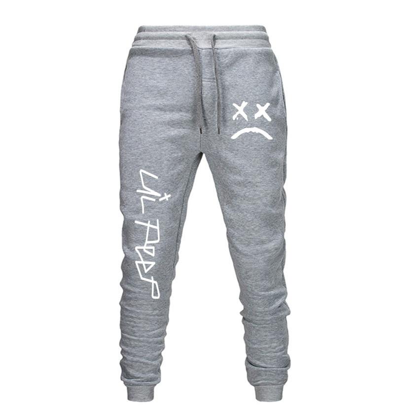 Lil Peep 19ss Mens Pantalones Jogger Sports Spring Autumn New Casual Pencil Pants Trousers