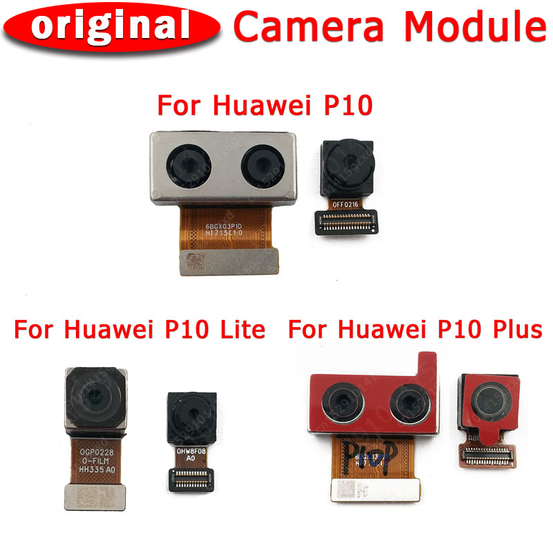 Original Front Rear Back Camera For Huawei P10 Lit