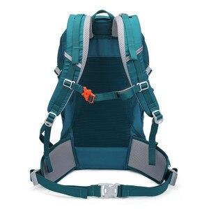 Image 5 - NEVO RHINO mochila impermeable de 40L para hombre, bolsa de viaje Unisex, para senderismo, Montañismo al aire libre, escalada, Camping