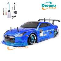 HSP RC Auto 4wd 1:10 On Road Racing Zwei Geschwindigkeit Drift Fahrzeug Spielzeug 4x4 Nitro Gas Power Hohe geschwindigkeit Hobby Fernbedienung Auto|RC-Autos|Spielzeug und Hobbys -