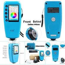 WR10QC Colorimeter Color Difference Meter Tester Digital Color Analyzer Meter TFT Color