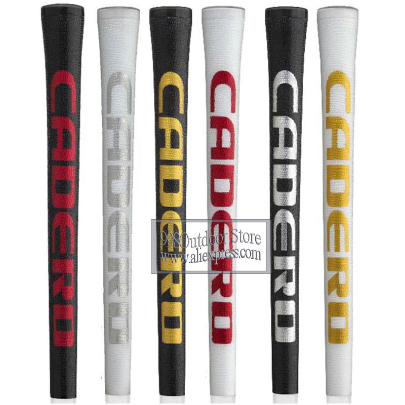 CADERO 2X2 PENTAGON Standard Golf Grips Transparent Club Grip Available With Soft Material Wood Irons Grips FREE SHIP