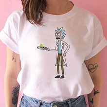 Женские футболки с рисунками из мультфильмов в стиле 90 х ulzzang