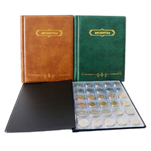 Album Book Coin-Badges Pockets-Units Coin-Collection Commemorative for 250