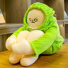 Doll-Dress Pillow Plush-Toy Toys Birthday-Gift Kids Children for Educational-Games Changeable-Doll