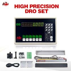 Hxx zestaw pojedynczy odczyt cyfrowy (dro) i jeden skala liniowa (200mm do 1000mm)