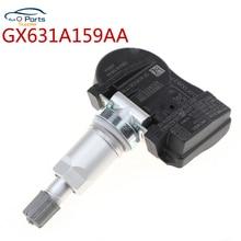 랜드 로버 재규어 자동차 tpms 타이어 압력 센서 모니터 용 gx631a159aa GX631 A159AA 433 mhz