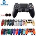 Беспроводной контроллер Bluetooth 4,0, геймпад для PS4, геймпад для Dualshock 4, джойстик для Playstation 4, проверенный перед отправкой