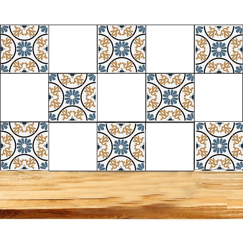 Kitchen Wall Stickers Waterproof Tile