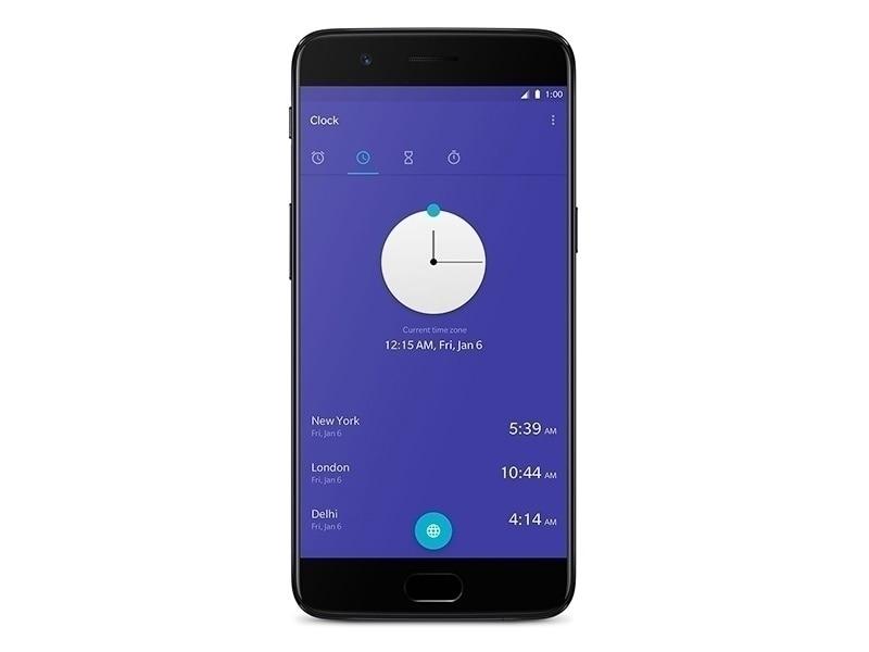 Oneplus 5 мобильный телефон с 5,5-дюймовым дисплеем, восьмиядерным процессором Snapdragon 835, ОЗУ 4 Гб, ПЗУ 128 ГБ, 20 МП, 16 МП