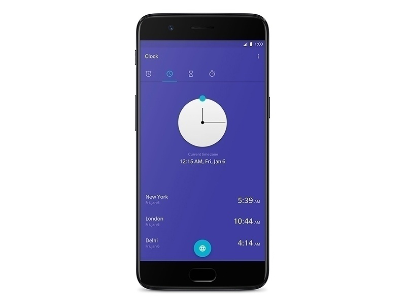 Original Brand new Oneplus 5 Mobile Phone LTE 4G 8GB RAM 128GB ROM Snapdragon 835 Octa Core 5.5 inch 20MP 16MP NFC telephone(China)